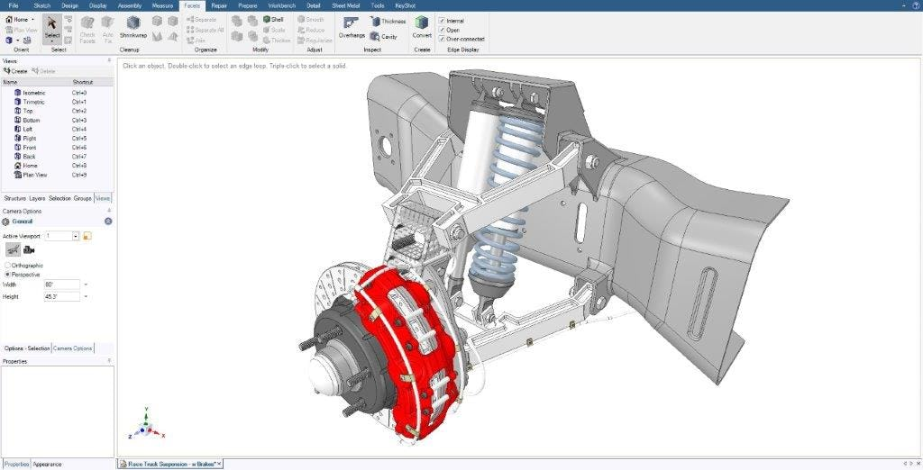 Ansys SpaceClaim Software - 2