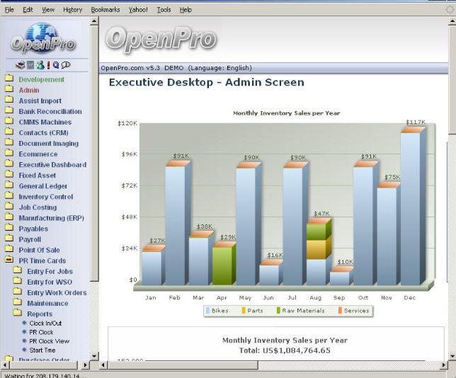 OpenPro EASY Software Logiciel - 1