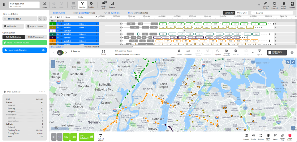 WorkWave Route Manager Software - 3