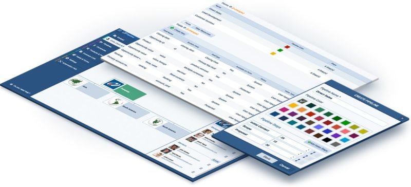 Pipeliner CRM Software - Non-technical Administrat