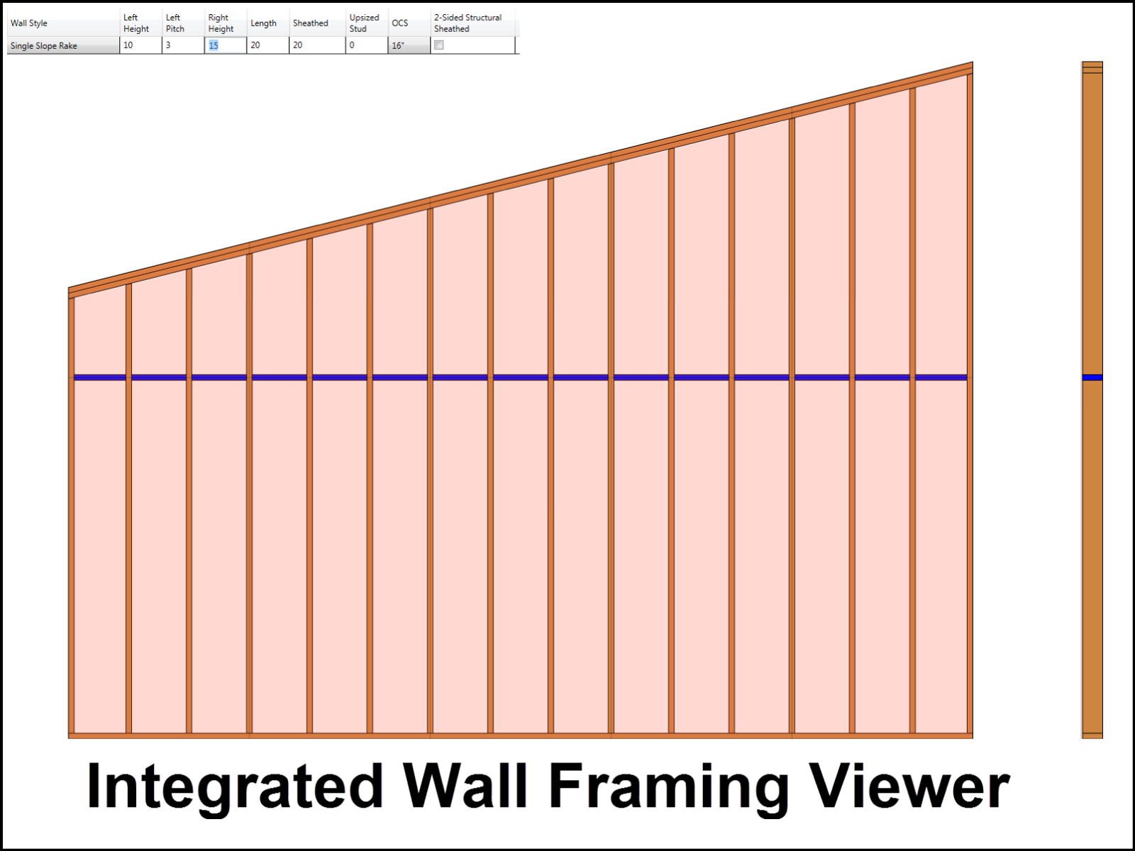 PrebuiltML Software - Integrated viewer
