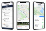 ClearPathGPS screenshot: BRAND NEW native mobile iOS and Android apps (Q4 2019)