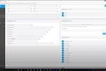 Capture d'écran pour MX.3 : MX.3 settings
