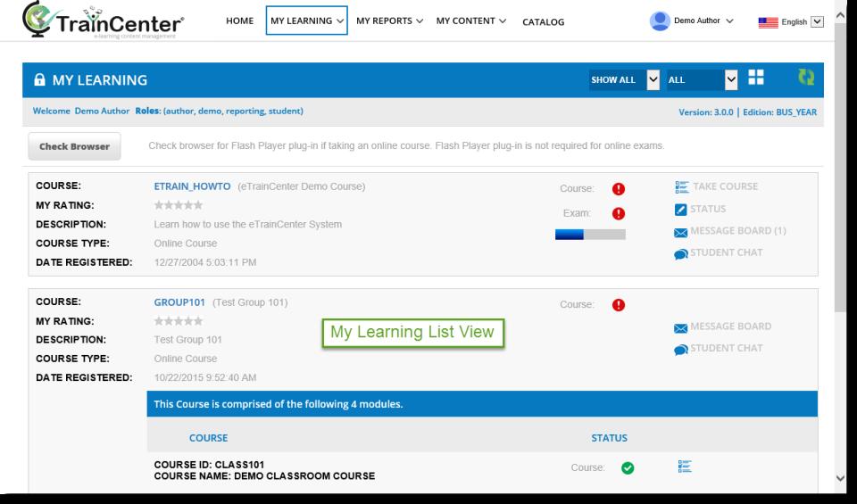 eTrainCenter Software - 1