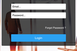 ExpensePoint screenshot: Secure login with 256 Bit encrypted SSL certificate