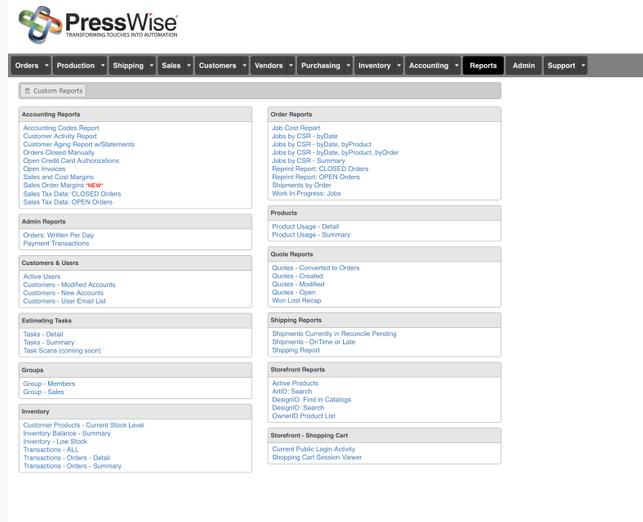 PressWise Software - 2