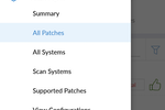 Capture d'écran pour ManageEngine Patch Manager Plus : Patch Manager Plus allows users to scan endpoints to identify missing patches and automate patch deployment