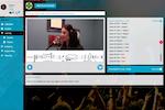 TeacherZone screenshot: TeacherZone course creation screenshot