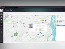TrackTik Software - TrackTik map