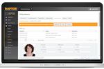Raptor Volunteer Management Software - Reduce the application approval process from weeks to hours, automatically approve applicants with no criminal or sex offender history, and only review applications with potential risk.