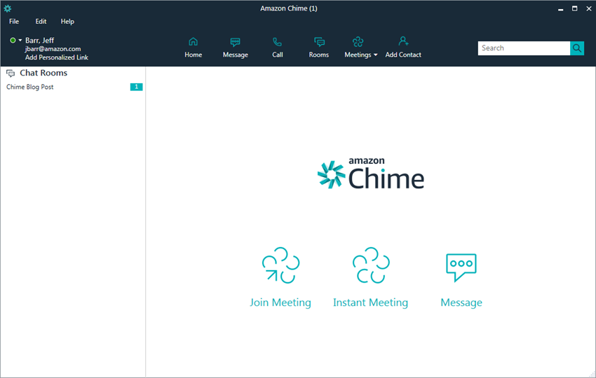 Amazon Chime Software - 1