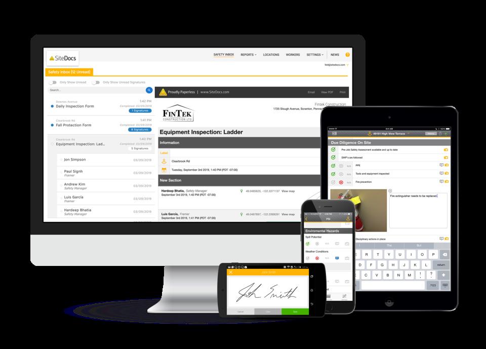 SiteDocs Software - 1