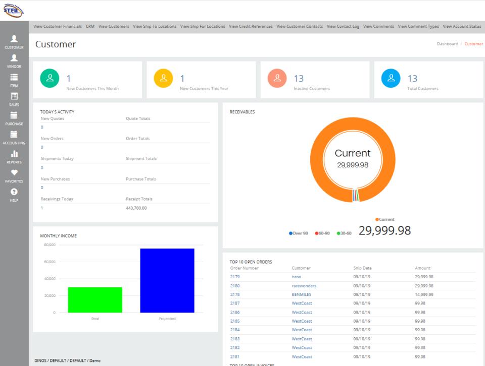 Integral Accounting Enterprise Software - 2