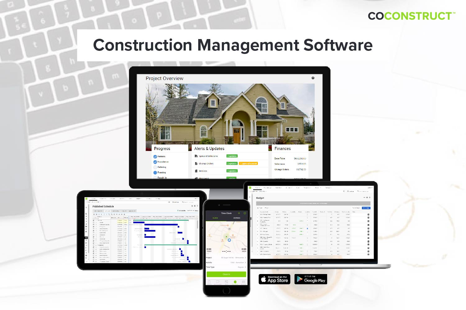 CoConstruct Software - 9