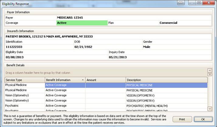 EZClaim Software - 4