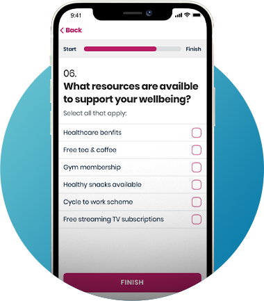Improve wellbeing