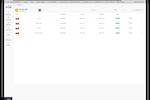 cerTrax screenshot: cerTrax employee training data