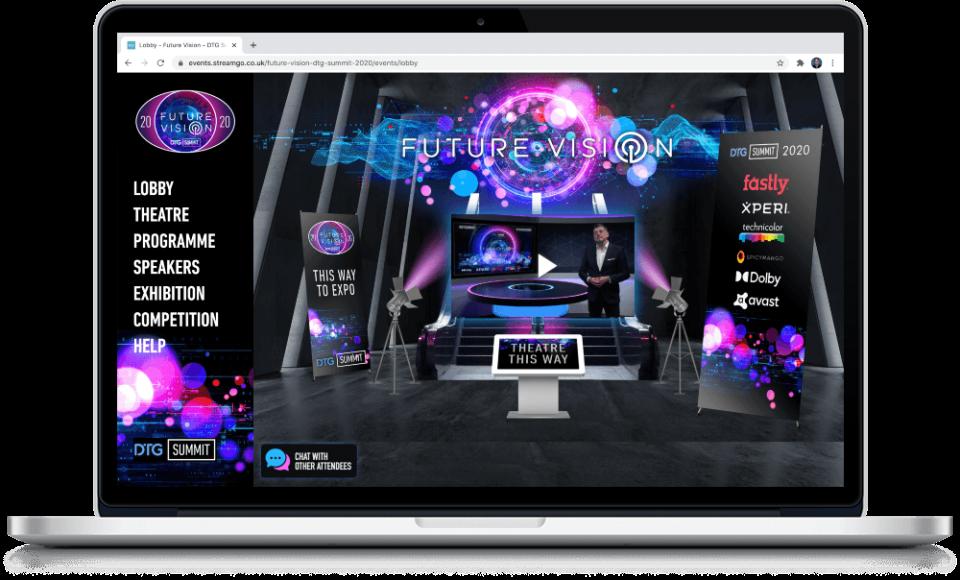 streamGo Software - Custom Branding