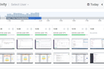 TMetric screenshot: Activity Monitoring
