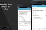 Gluu screenshot: Native Android and iOS apps: Get your work instructions, tasks and forms out to first line workers.
