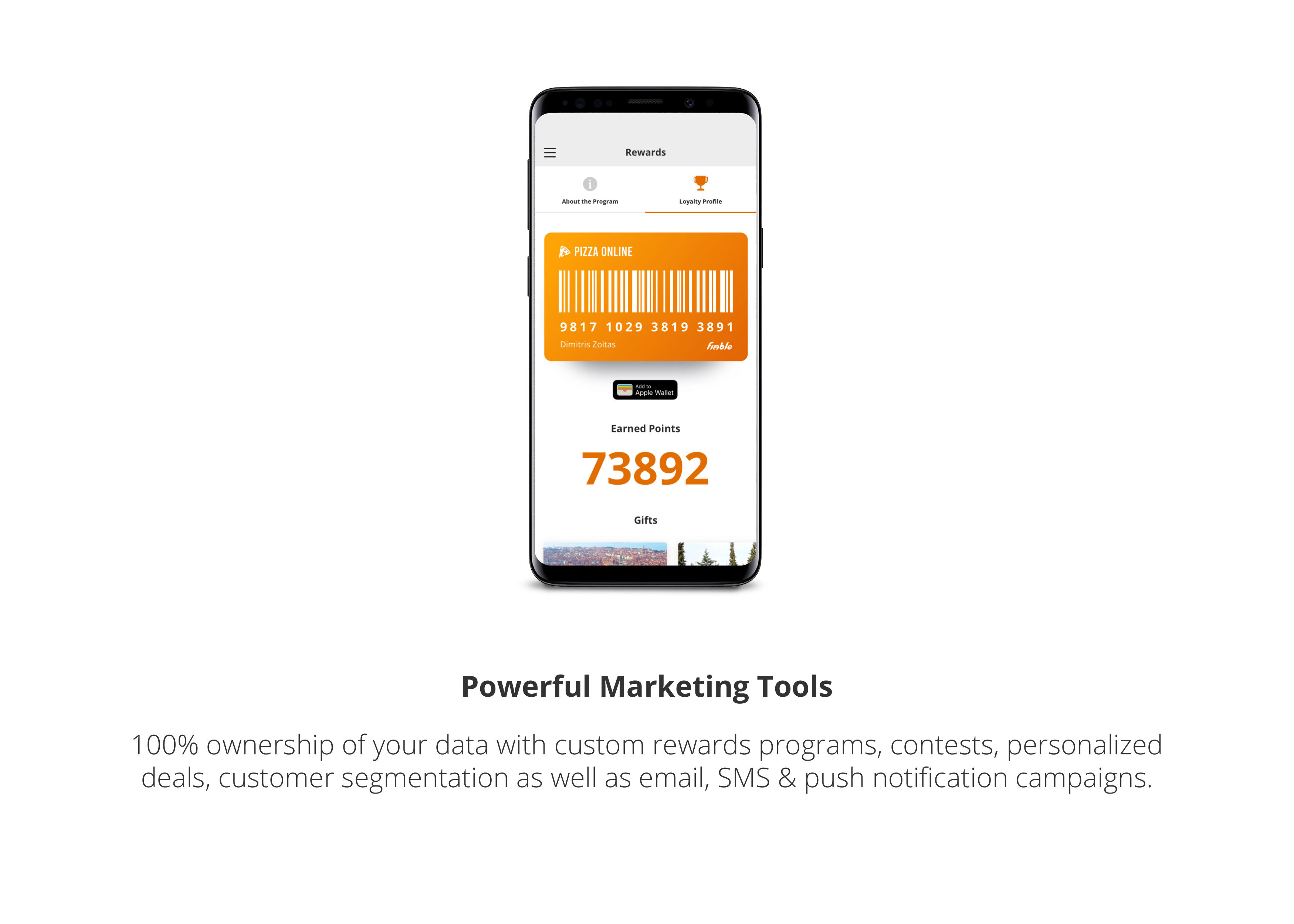 Powerful Marketing Tools