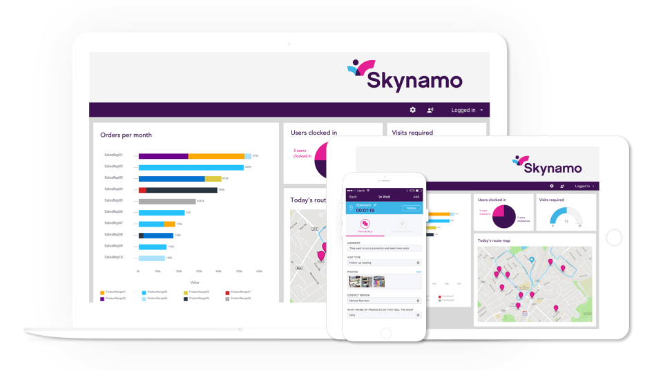 Skynamo Software - 1