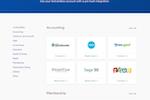 GoCardless screenshot: Partner Integrations