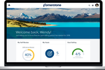 PiiQ by Cornerstone screenshot: Intuitive, visual performance management with mobile-first UI, available anytime, anywhere.