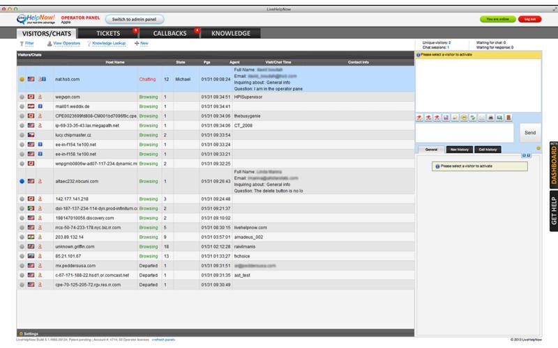 LiveHelpNow Software - 1