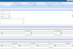 Capture d'écran pour WebDPW :