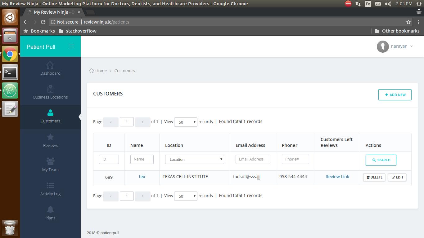 ReviewNinja Software - Customer reviews