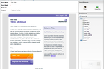 Captura de pantalla de Marketo Engage: Email marketing