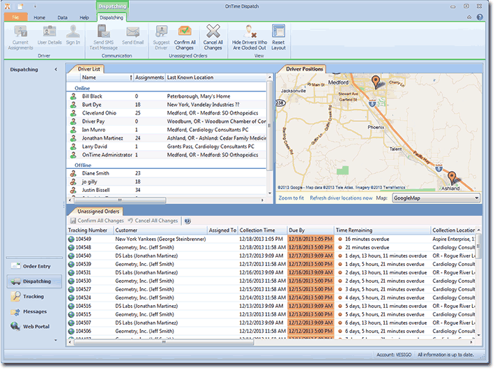 OnTime 360 Software - 2