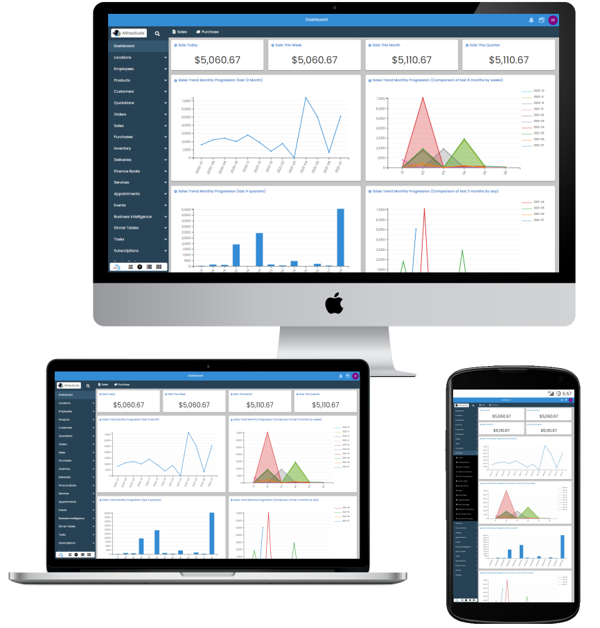 AltheaSuite Software - AltheaSuite