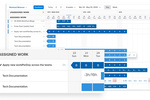 Workfront screenshot: Keep teams and work aligned