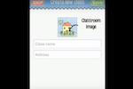 Remini screenshot: Create different classes within the same Remini account