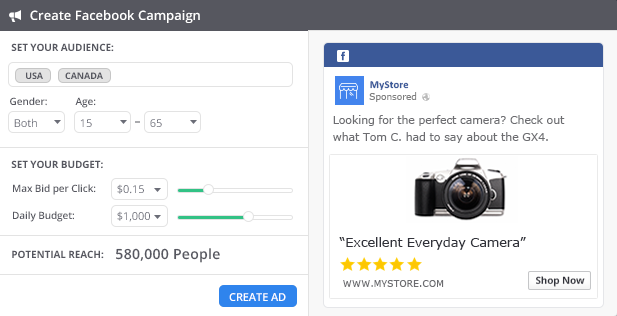 Yotpo create campaigns