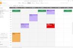 eM Client Screenshot: Calendar view