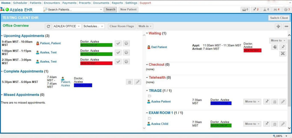 Azalea Health Software - 2