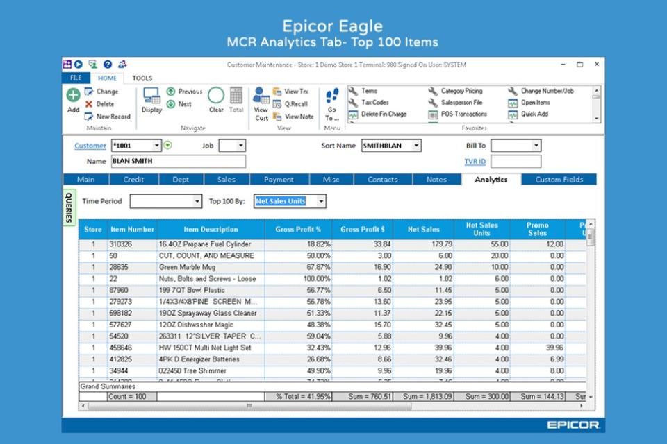 Epicor Retail Solutions Logiciel - 2