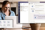 LEAP screenshot: Microsoft Teams integration