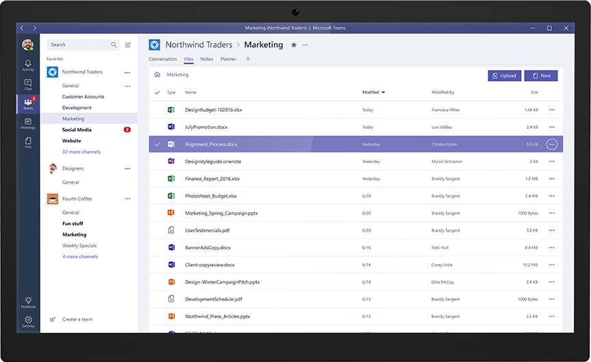 Microsoft Teams Software - Microsoft Teams files