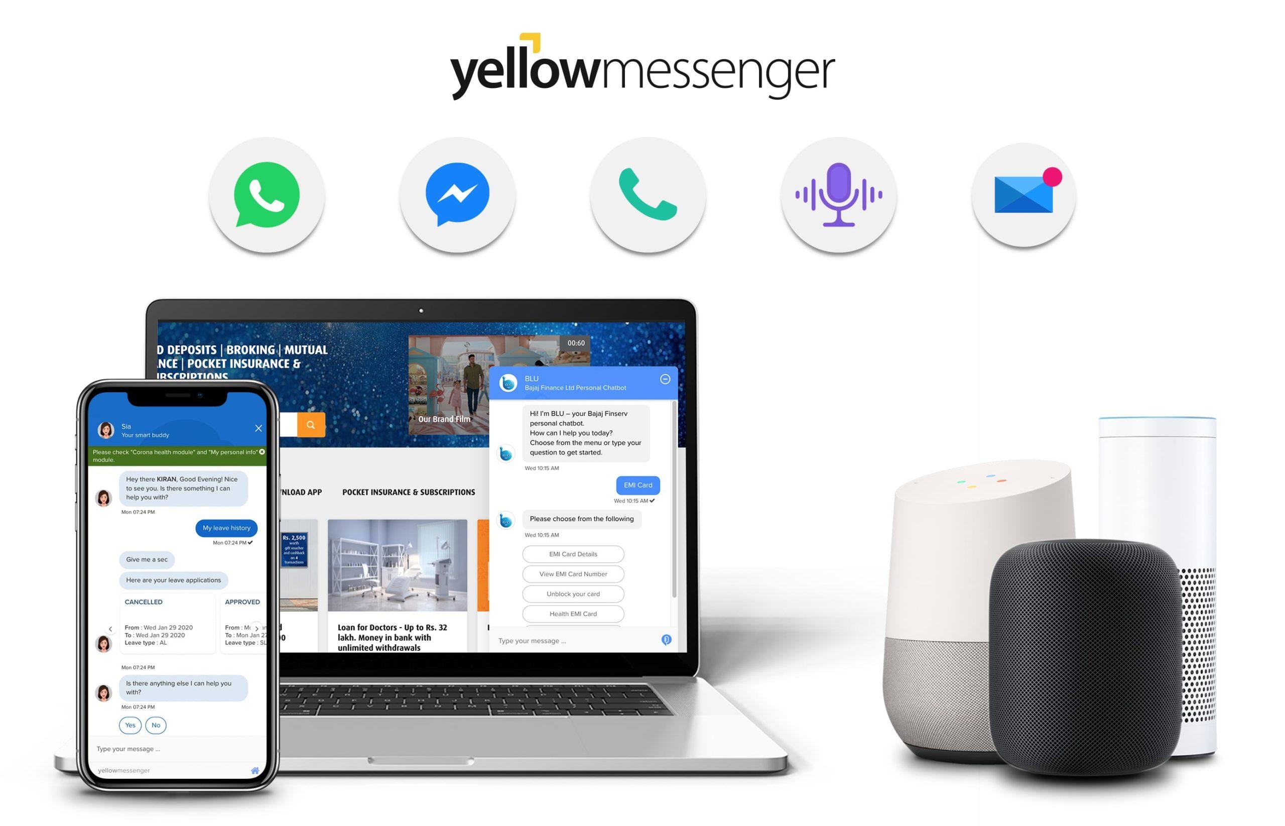 Yellow Messenger