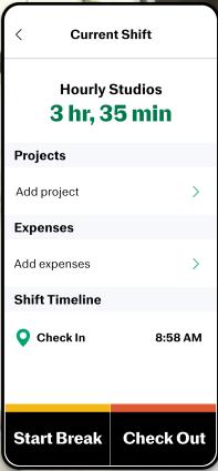 Justworks Hours Software - 4