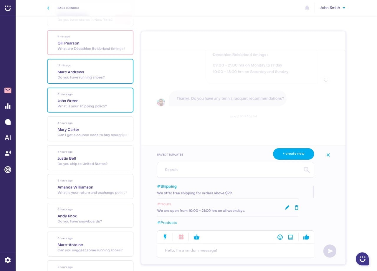 Heyday Software - Heyday templates