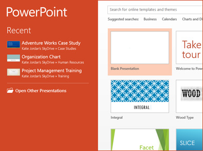 Microsoft PowerPoint Logiciel - 2
