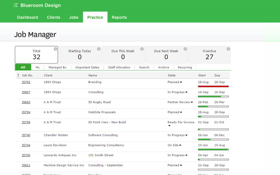 WorkflowMax Software - 1