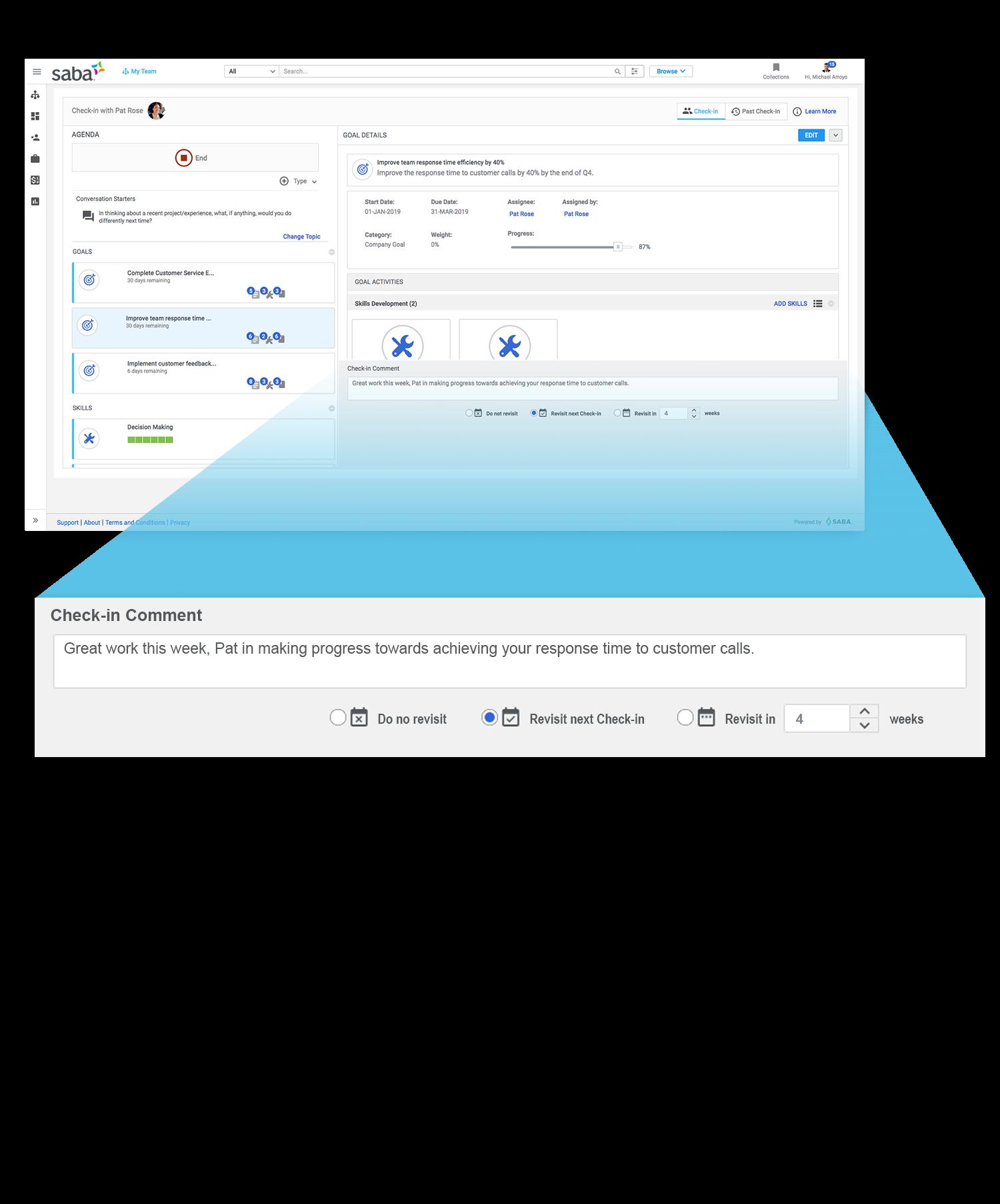 Saba Cloud Software - 8