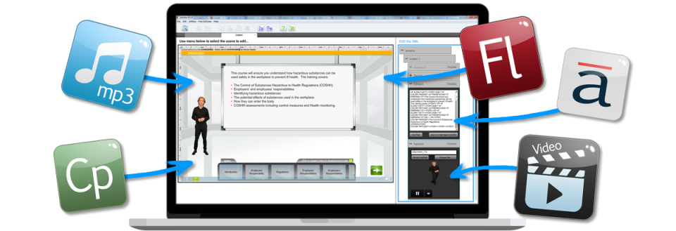 Open eLMS Software - 3
