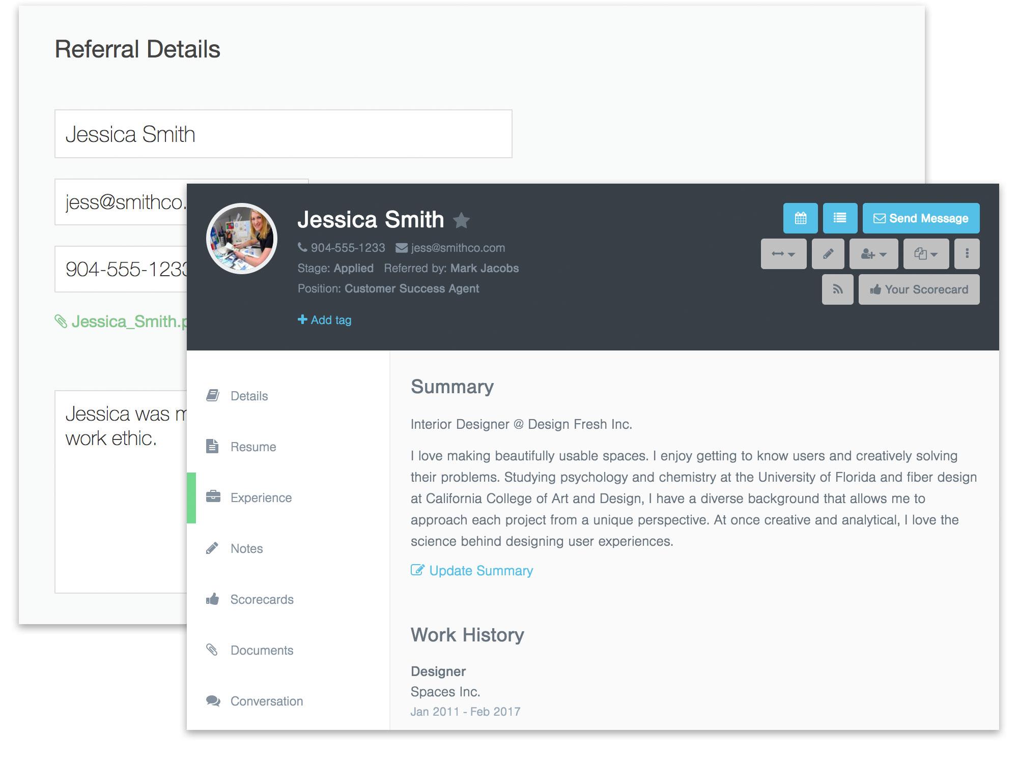 Breezy Software - Simple, effective employee referrals